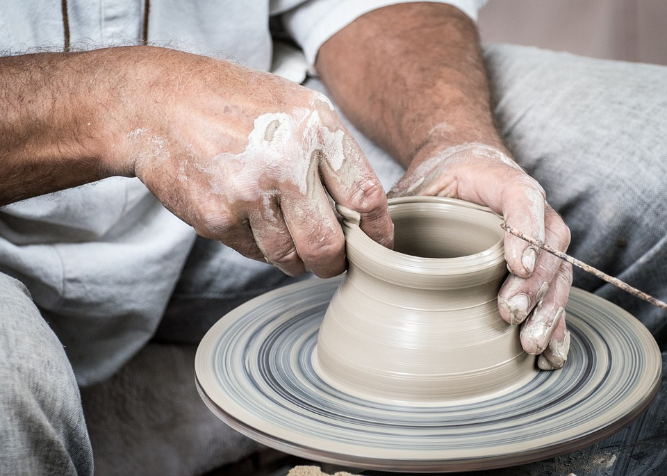 Pottery Wheel Lessons